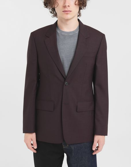 MAISON MARGIELA Wool blazer Jacket Man r