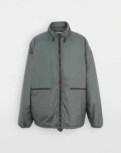 COATS and JACKETS Sportsjacket with bumbag Grey