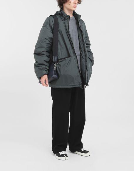 MAISON MARGIELA Sportsjacket with bumbag Jacket Man d