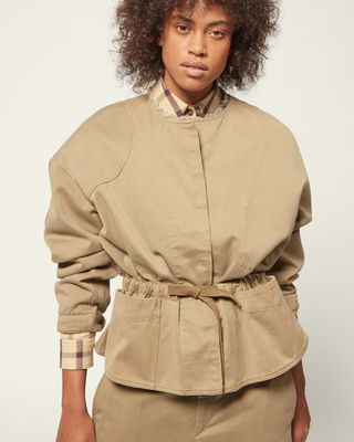 ISABEL MARANT ÉTOILE JACKET Woman GATLAND JACKET r
