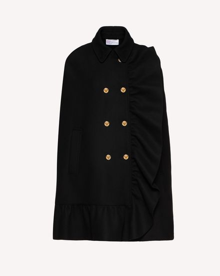 REDValentino Cloak - Cape Woman SR0CGA30497 0NO a