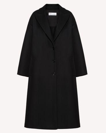 REDValentino SR0CAA95497 0NO Coat Woman a