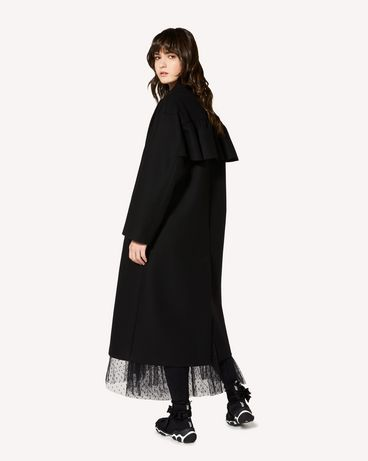REDValentino SR0CAA95497 0NO Coat Woman d