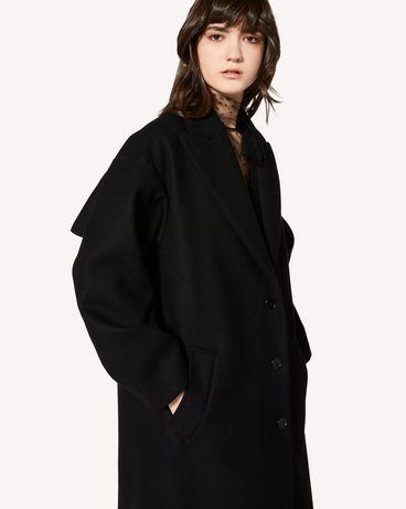 REDValentino SR0CAA95497 0NO Coat Woman e