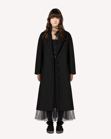REDValentino SR0CAA95497 0NO Coat Woman f