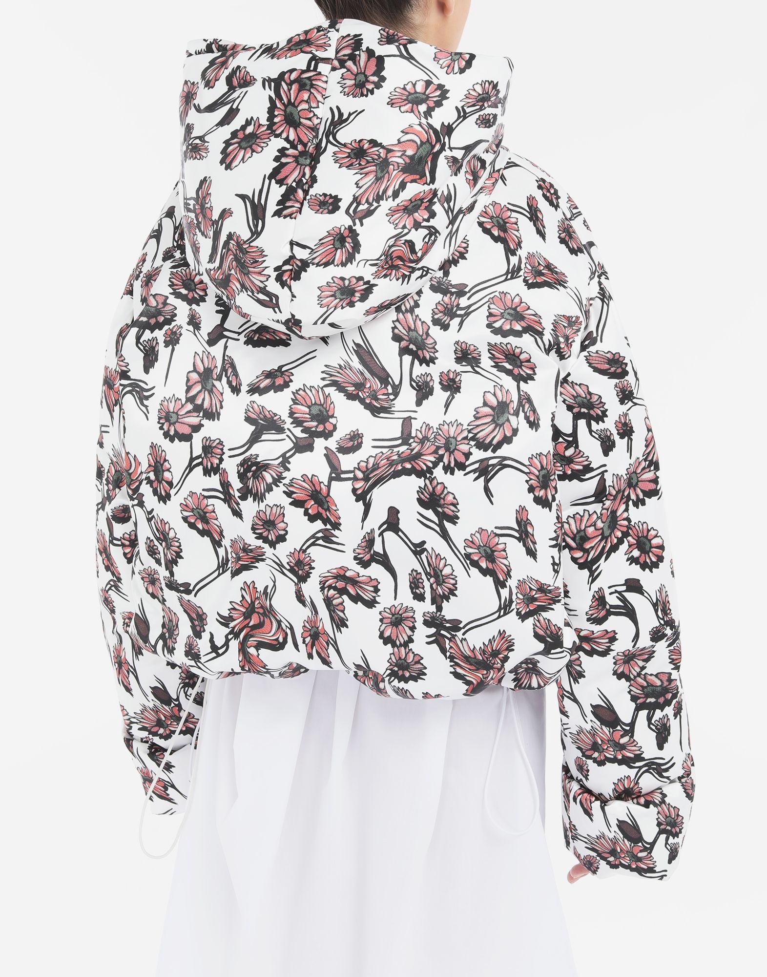 MM6 MAISON MARGIELA Flower padded jacket Light jacket Woman e