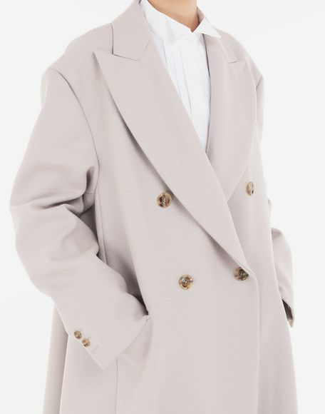 MM6 MAISON MARGIELA Oversized coat Coats and Trenches Woman a