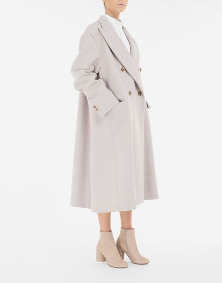 MM6 MAISON MARGIELA Oversized coat Coats and Trenches Woman d