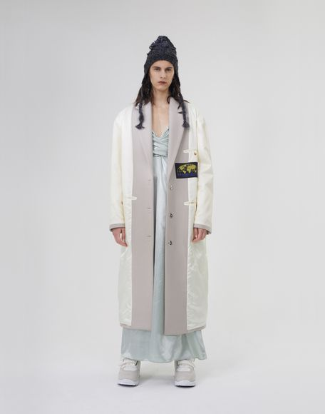 MM6 MAISON MARGIELA Reversed padded coat Coats and Trenches Woman r