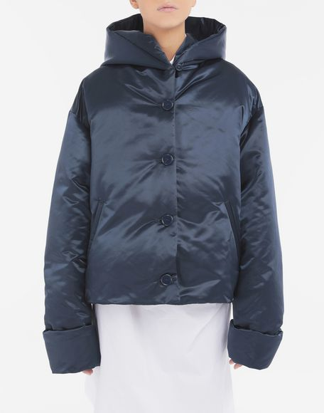 MM6 MAISON MARGIELA Hooded padded jacket Light jacket Woman r