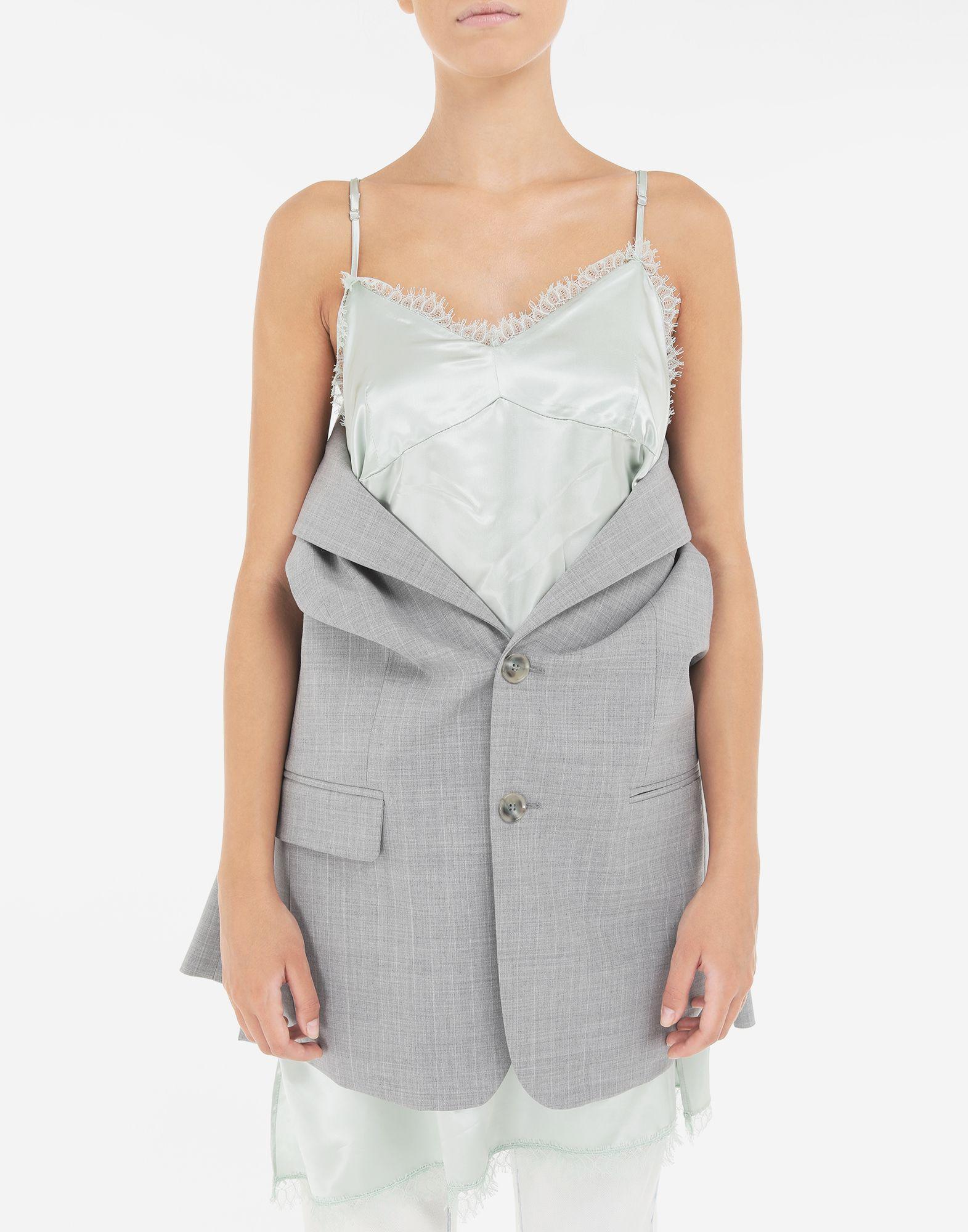 MM6 MAISON MARGIELA Multi-wear blazer Blazer Woman a