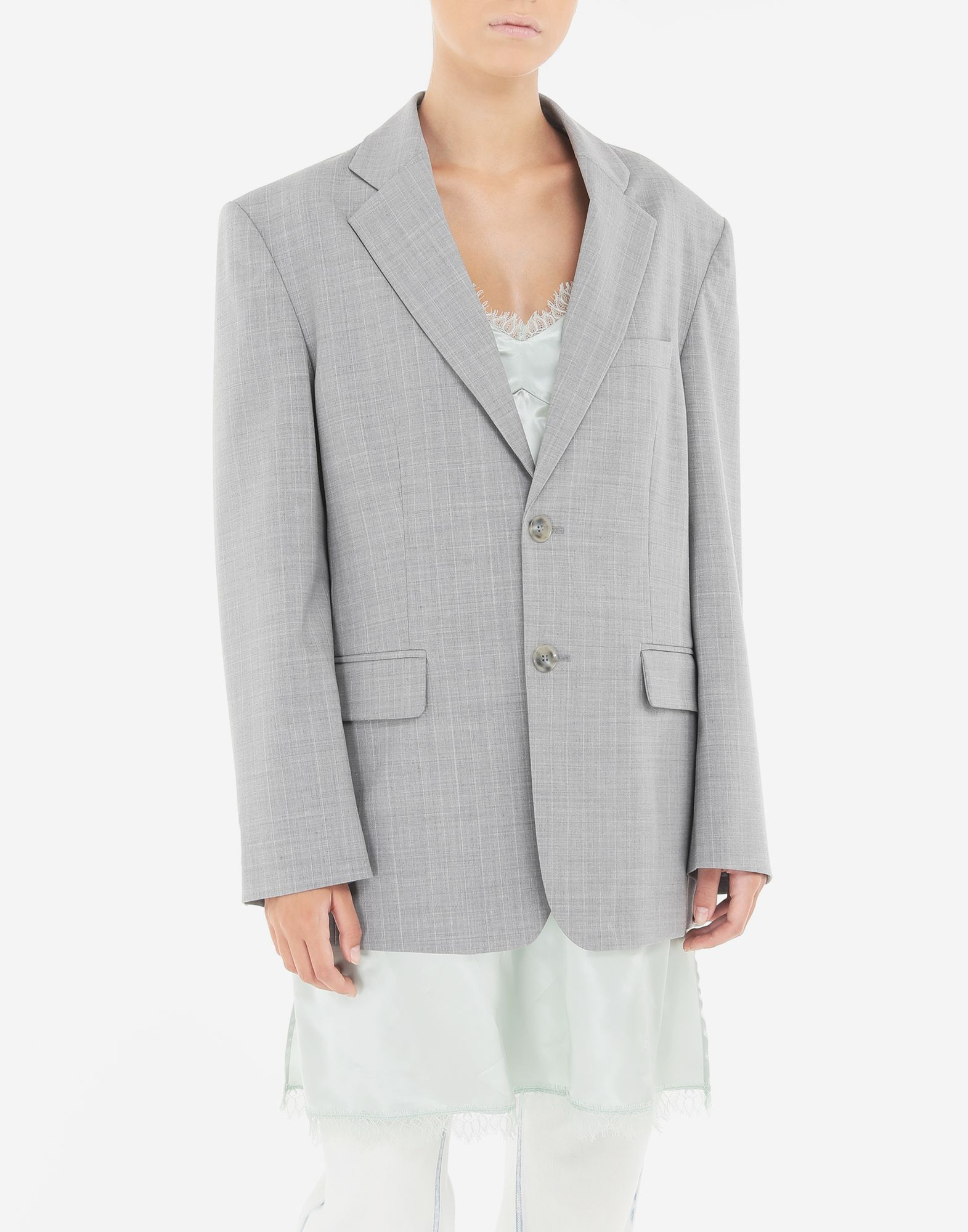 MM6 MAISON MARGIELA Multi-wear blazer Blazer Woman r