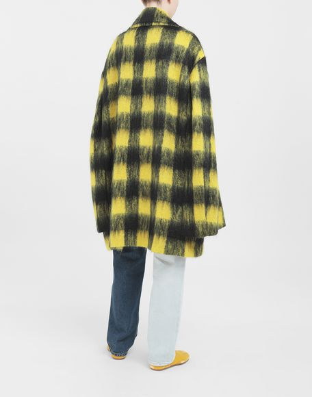 MAISON MARGIELA Shrug mohair coat Coats and Trenches Woman e