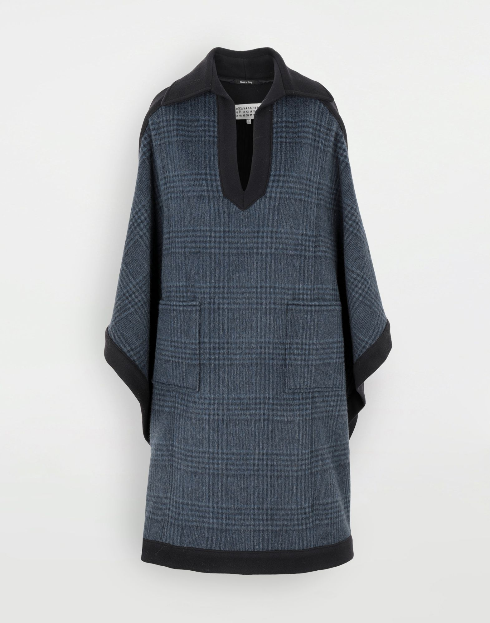 MAISON MARGIELA Poncho Coats and Trenches Woman f