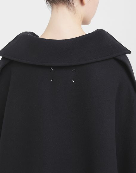 MAISON MARGIELA Poncho Coats and Trenches Woman b