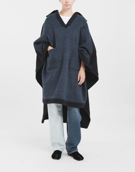 MAISON MARGIELA Poncho Coats and Trenches Woman d