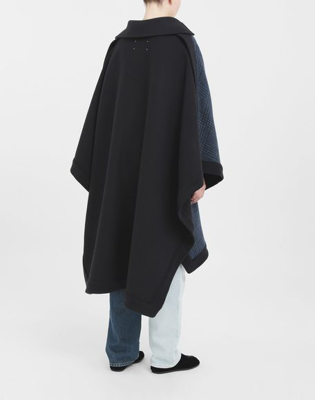 MAISON MARGIELA Poncho Coats and Trenches Woman e