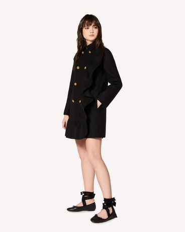 REDValentino SR0CAB25497 0NO Coat Woman d