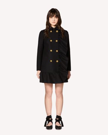 REDValentino SR0CAB25497 0NO Coat Woman f