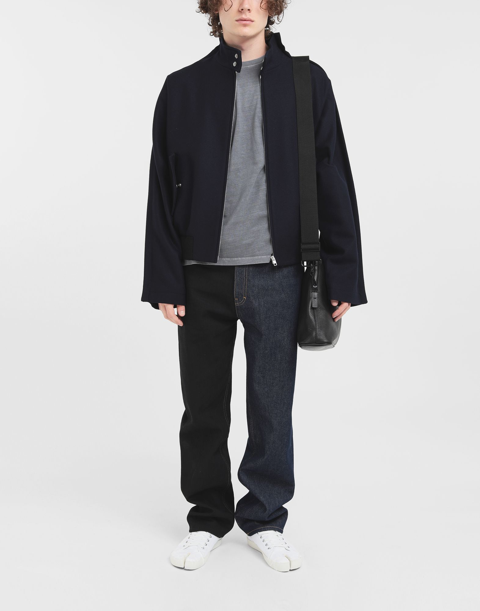 MAISON MARGIELA Outline wool jacket Jacket Man d