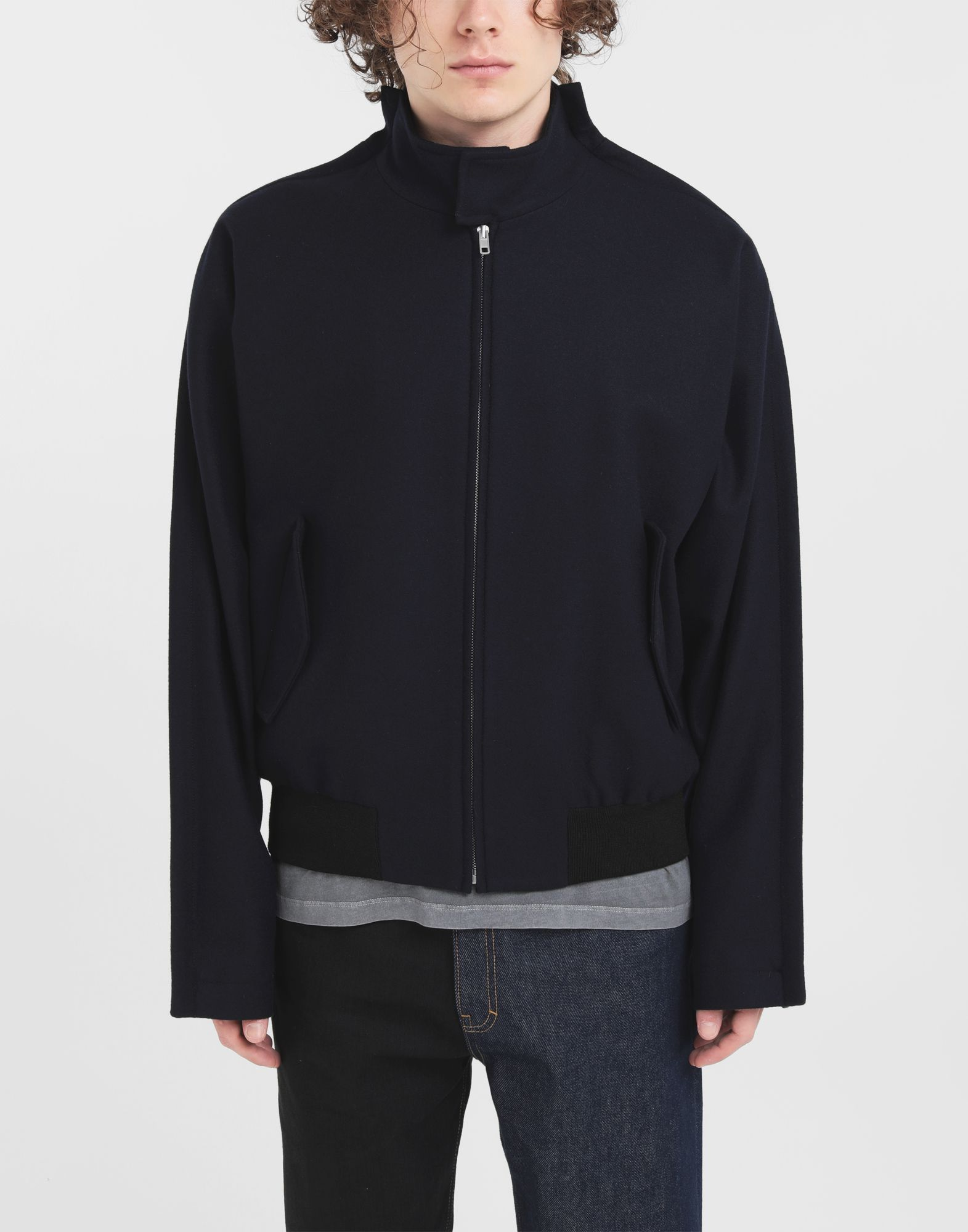 MAISON MARGIELA Outline wool jacket Jacket Man r
