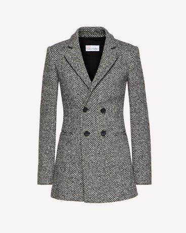 REDValentino SR0CEB0041B 0NO Jacket Woman a