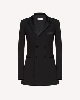 REDValentino Jacket Woman SR0CEB054JJ 0NO a