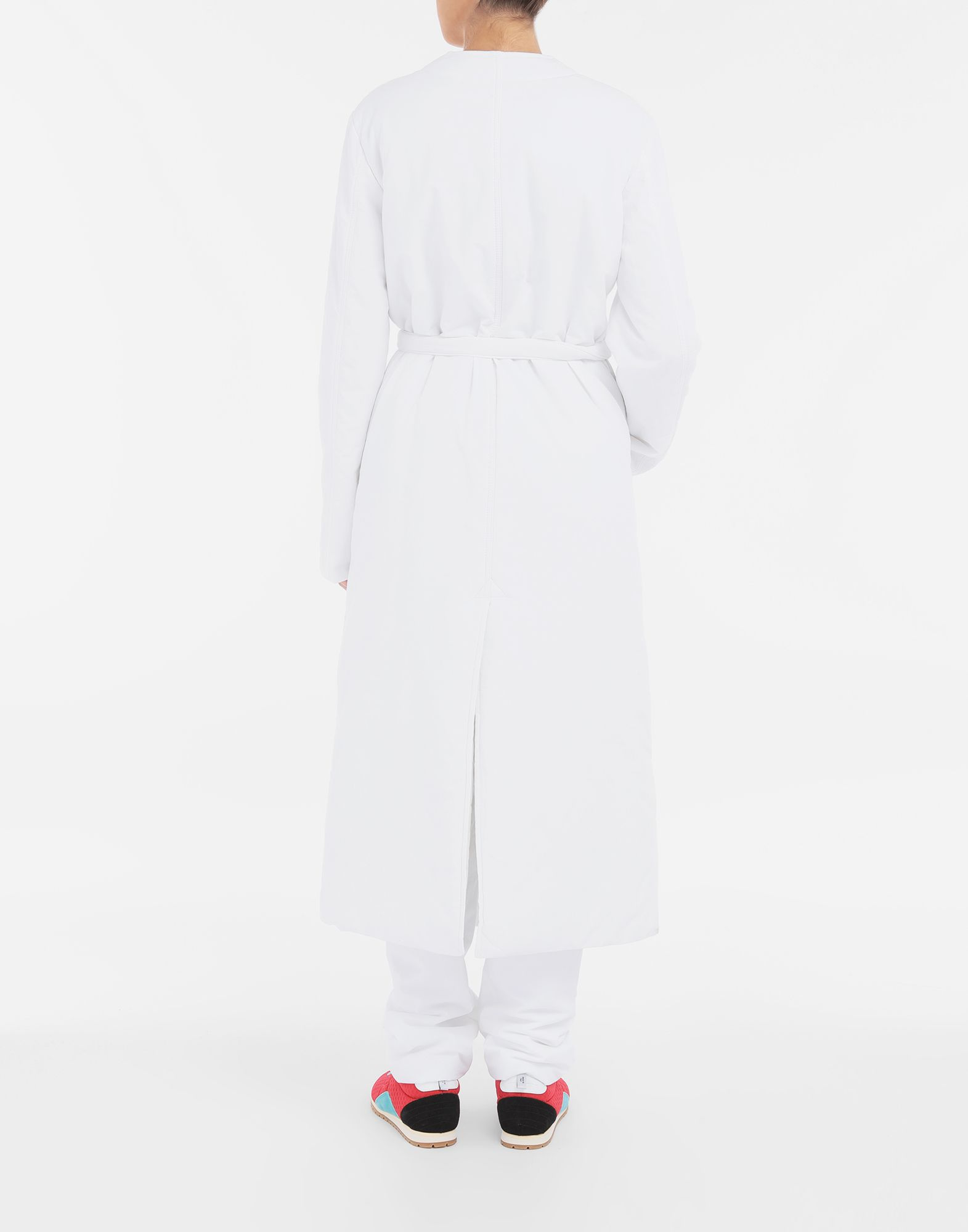 MM6 MAISON MARGIELA Padded 'Blouse Blanche' Coat Woman e