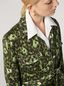 Marni Bomber jacket in cotton jacquard Wild print with removable bottom Woman - 5