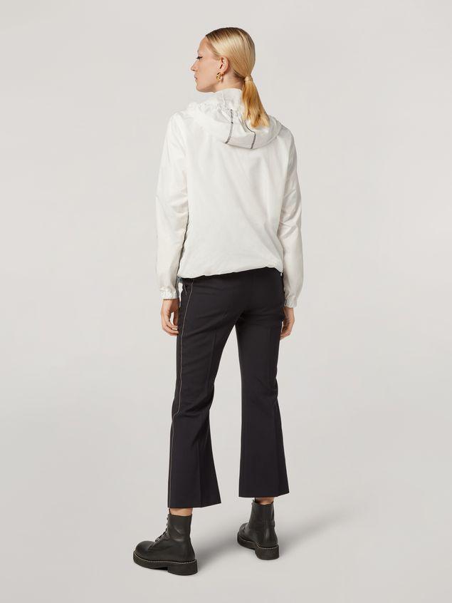 Marni Bomber jacket Faces print with drawstring Woman - 3