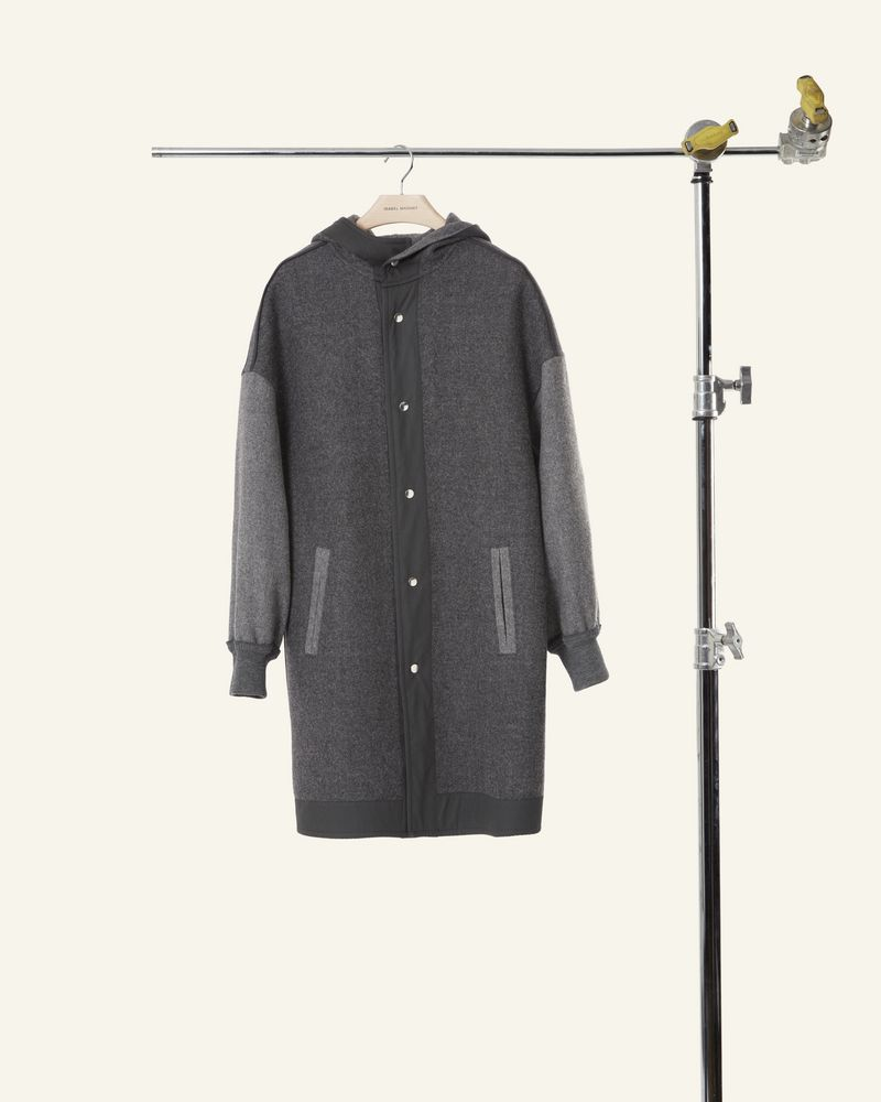 STEPPE COAT ISABEL MARANT