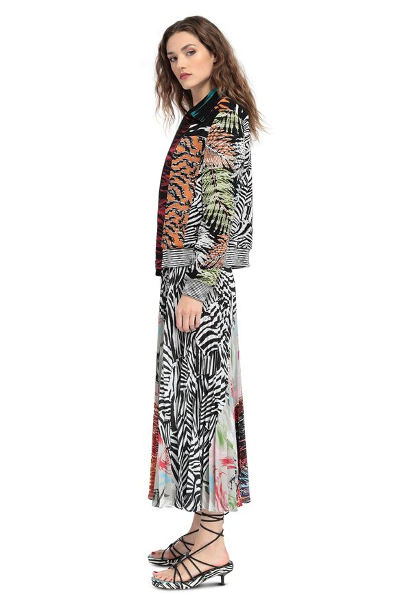 MISSONI Bomber Woman, Side view