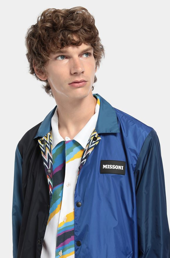 MISSONI Windbreaker Man, Detail