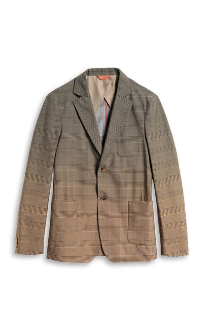 MISSONI Jacket Camel Man - Back