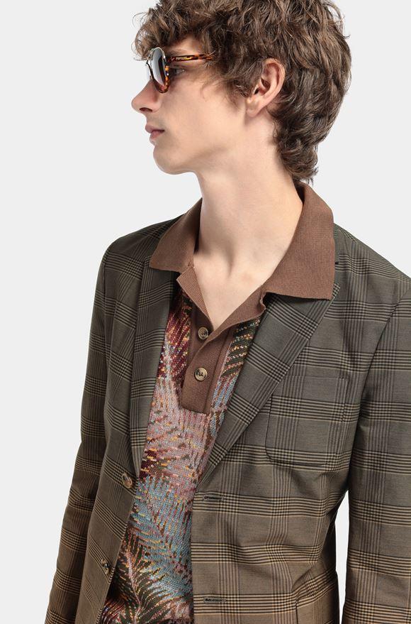 MISSONI Jacket Man, Detail