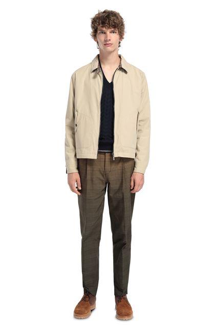 MISSONI Куртка-бомбер Бежевый Для Мужчин - Передняя сторона