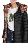 M MISSONI Down Jacket Woman, Rear view