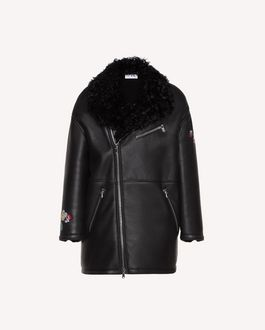 REDValentino Jacket Woman SR0NA01Z4L3 0NO a