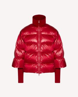 REDValentino Down jacket Woman SR3CPA1549F 0NO a