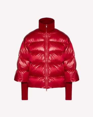 REDValentino SR0CNA304HD L58 Down jacket Woman a