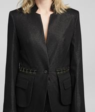 KARL LAGERFELD Sparkle Evening Jacket 9_f