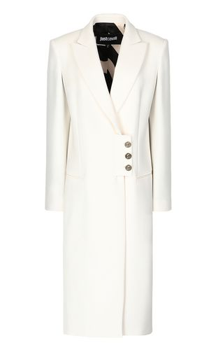 JUST CAVALLI Blazer Woman Jacket with big lapels f