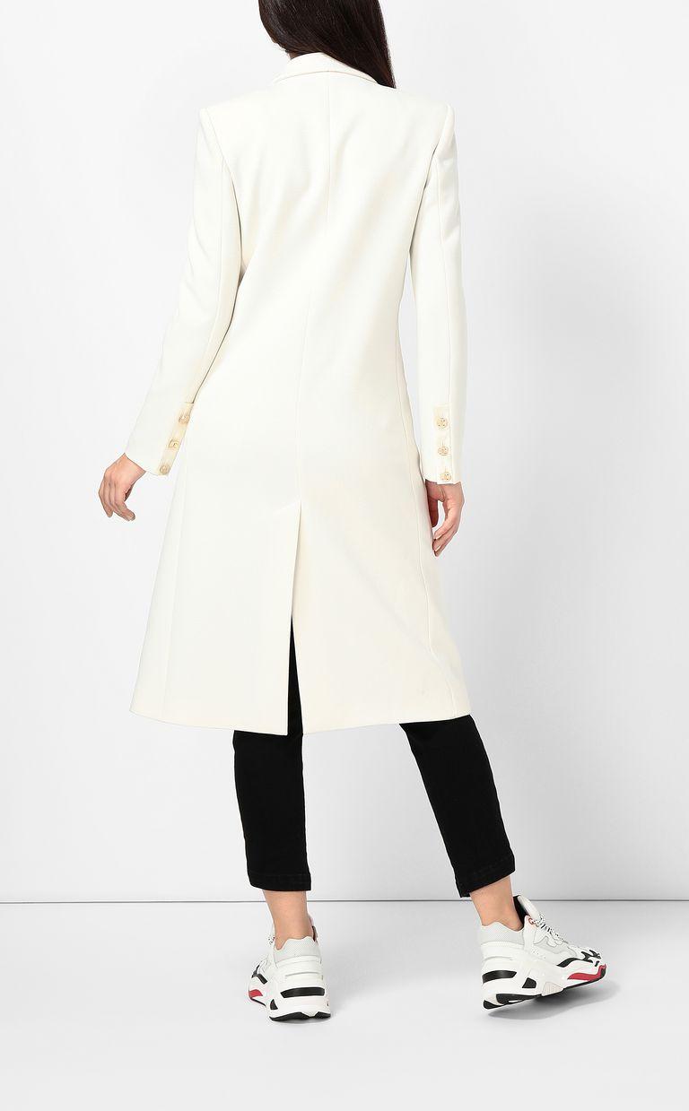 JUST CAVALLI Longline coat Coat Woman a