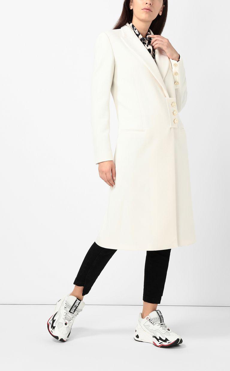 JUST CAVALLI Longline coat Coat Woman d