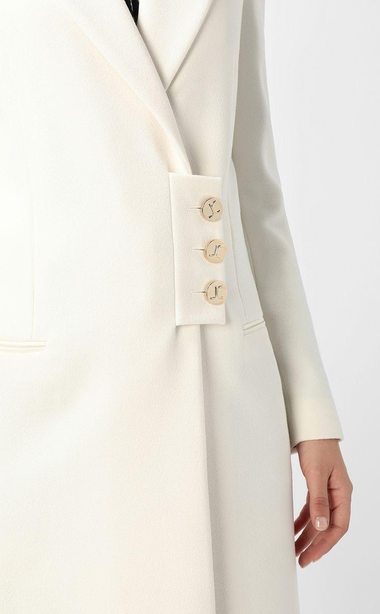 JUST CAVALLI Longline coat Coat Woman e