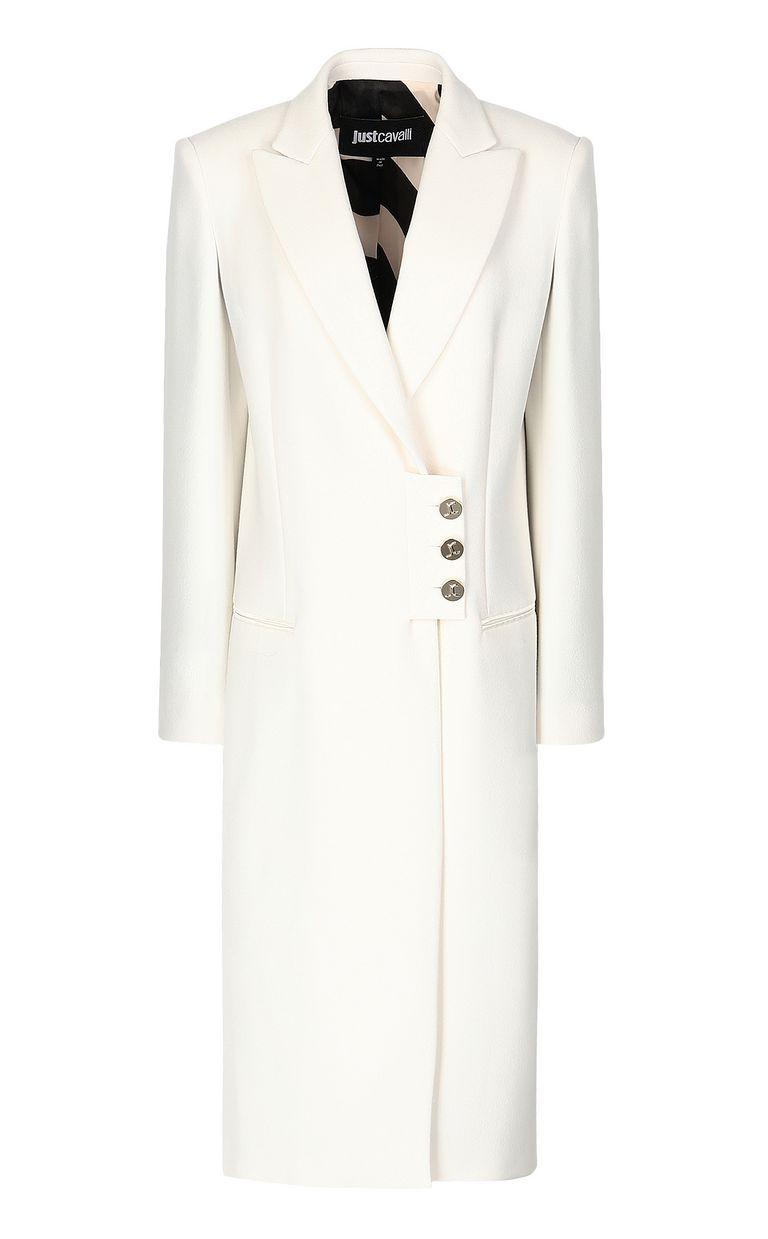 JUST CAVALLI Longline coat Coat Woman f