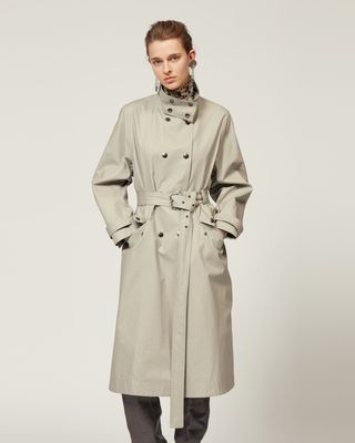ISABEL MARANT COAT Woman TATIANA COAT r
