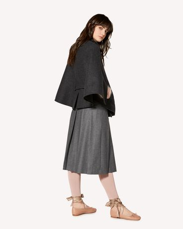 REDValentino SR0CGA354H5 AU8 Cloak - Cape Woman d