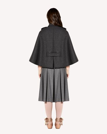 REDValentino SR0CGA354H5 AU8 Cloak - Cape Woman r