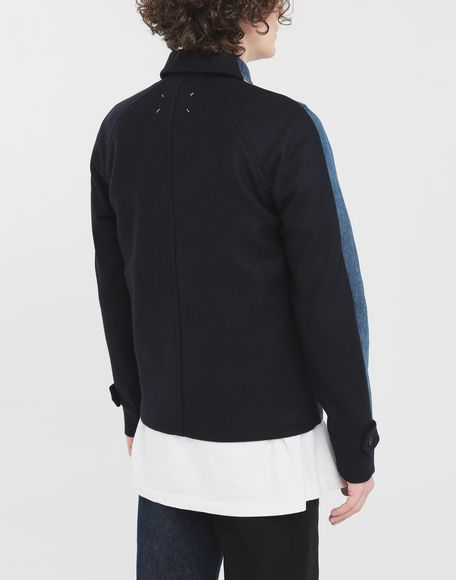 MAISON MARGIELA Spliced jacket Jacket Man e